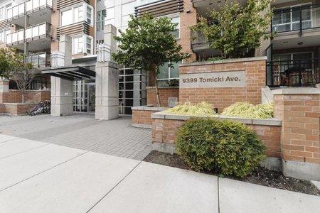 R2204677 - 118 9399 TOMICKI AVENUE, West Cambie, Richmond, BC - Apartment Unit