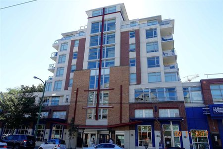 R2204715 - 310 2228 W BROADWAY, Kitsilano, Vancouver, BC - Apartment Unit