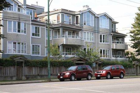 R2204725 - 202 3220 W 4TH AVENUE, Kitsilano, Vancouver, BC - Apartment Unit