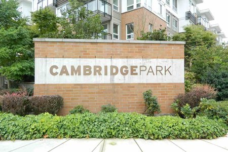 R2204738 - 406 9500 ODLIN ROAD, West Cambie, Richmond, BC - Apartment Unit