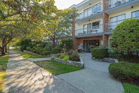 R2204762 - 114 1950 W 8TH AVENUE, Kitsilano, Vancouver, BC - Apartment Unit