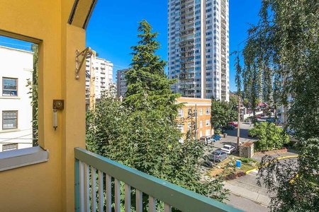 R2204787 - 403 1125 GILFORD STREET, West End VW, Vancouver, BC - Apartment Unit