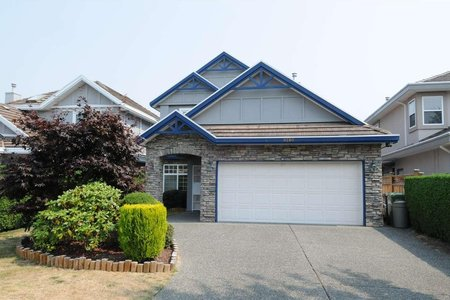 R2204830 - 9280 PAULESHIN CRESCENT, Lackner, Richmond, BC - House/Single Family