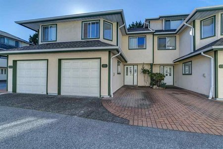 R2204849 - 11 8500 BENNETT ROAD, Brighouse South, Richmond, BC - Townhouse