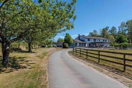 R2204866 - 1860 240 STREET, Otter District, Langley, BC - House with Acreage