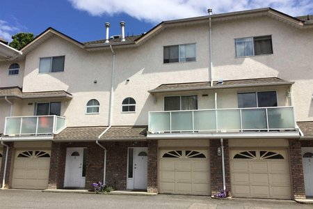 R2204892 - 4 8711 GENERAL CURRIE ROAD, Brighouse South, Richmond, BC - Townhouse