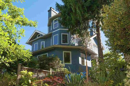 R2204908 - 218 W 15TH AVENUE, Mount Pleasant VW, Vancouver, BC - Townhouse