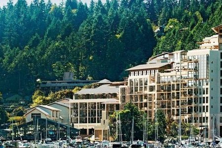 R2204972 - 201 6687 NELSON AVENUE, Horseshoe Bay WV, West Vancouver, BC - Apartment Unit