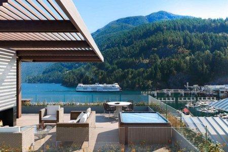 R2204984 - 805 6707 NELSON AVENUE, Horseshoe Bay WV, West Vancouver, BC - Apartment Unit