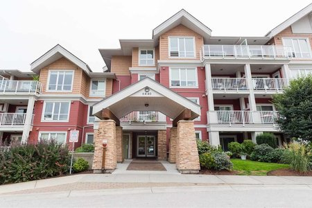 R2204997 - 419 6440 194 STREET, Clayton, Surrey, BC - Apartment Unit