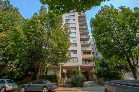 R2205001 - 201 1219 HARWOOD STREET, West End VW, Vancouver, BC - Apartment Unit