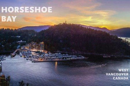 R2205091 - 505 6691 NELSON AVENUE, Horseshoe Bay WV, West Vancouver, BC - Apartment Unit