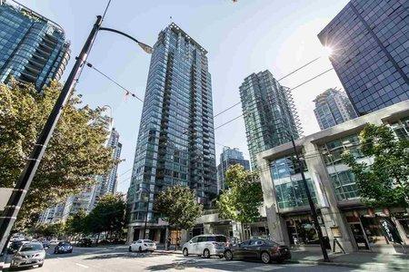 R2205099 - 3401 1328 W PENDER STREET, Coal Harbour, Vancouver, BC - Apartment Unit