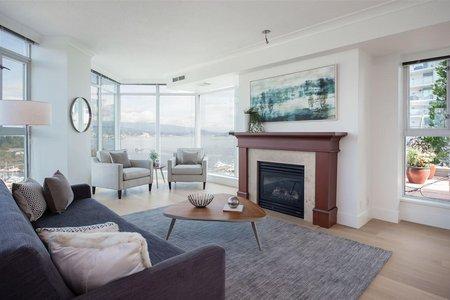 R2205102 - 1902 1650 BAYSHORE DRIVE, Coal Harbour, Vancouver, BC - Apartment Unit