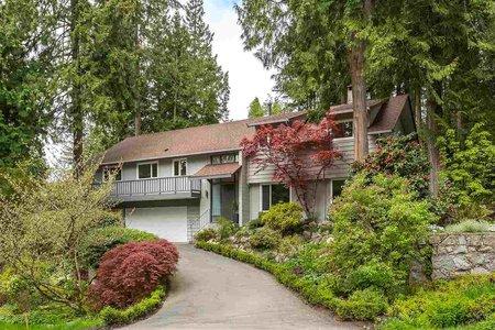 R2205253 - 3989 VIEWRIDGE PLACE, Bayridge, West Vancouver, BC - House/Single Family