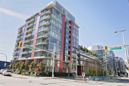 R2205317 - 305 38 W 1ST AVENUE, False Creek, Vancouver, BC - Apartment Unit