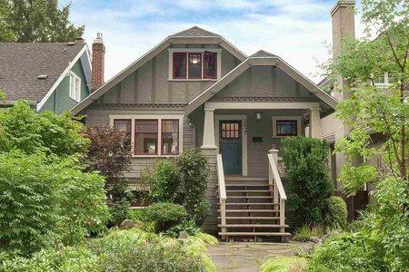 R2205327 - 3527 W 13TH AVENUE, Kitsilano, Vancouver, BC - House/Single Family
