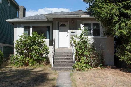 R2205386 - 4559 W 8TH AVENUE, Point Grey, Vancouver, BC - House/Single Family