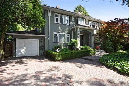 R2205391 - 5790 ADERA STREET, South Granville, Vancouver, BC - House/Single Family