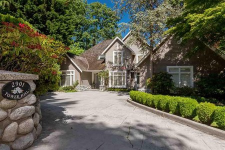 R2205394 - 2901 TOWER HILL CRESCENT, Altamont, West Vancouver, BC - House/Single Family
