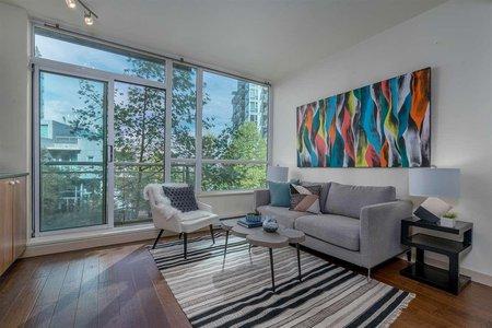 R2205424 - 308 1478 W HASTINGS STREET, Coal Harbour, Vancouver, BC - Apartment Unit