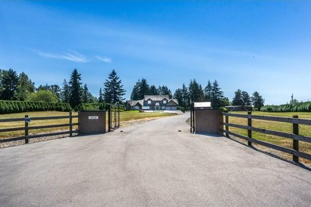 R2205576 - 22736 28 AVENUE, Campbell Valley, Langley, BC - House with Acreage