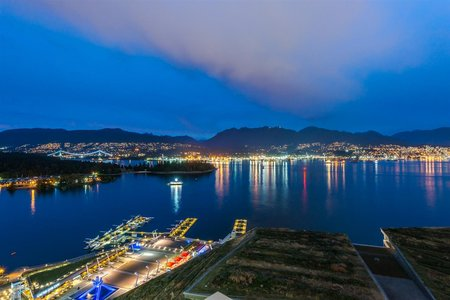 R2205590 - 3007 1011 W CORDOVA STREET, Coal Harbour, Vancouver, BC - Apartment Unit