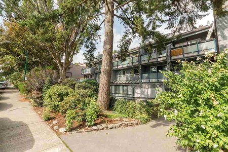R2205708 - 111 2125 YORK AVENUE, Kitsilano, Vancouver, BC - Apartment Unit