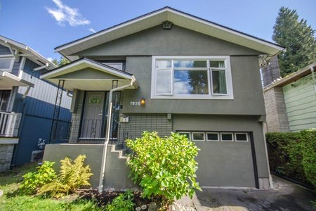 R2205720 - 1936 RIDGEWAY AVENUE, Central Lonsdale, North Vancouver, BC - House/Single Family