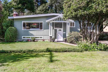 R2205724 - 5015 SHIRLEY AVENUE, Canyon Heights NV, North Vancouver, BC - House/Single Family