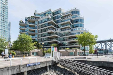 R2205839 - 603 1600 HORNBY STREET, Yaletown, Vancouver, BC - Apartment Unit