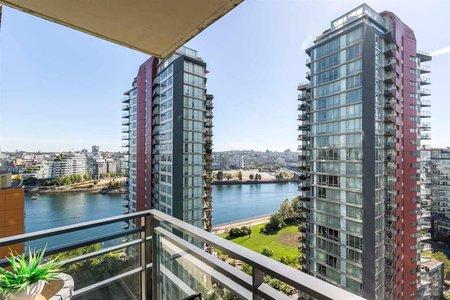 R2205849 - 1805 33 SMITHE STREET, Yaletown, Vancouver, BC - Apartment Unit