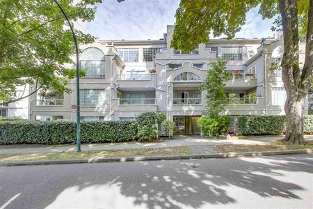 R2205888 - 401 1525 PENDRELL STREET, West End VW, Vancouver, BC - Apartment Unit