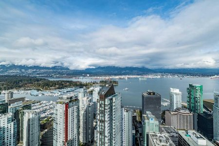 R2205891 - 5305 1151 W GEORGIA STREET, Coal Harbour, Vancouver, BC - Apartment Unit