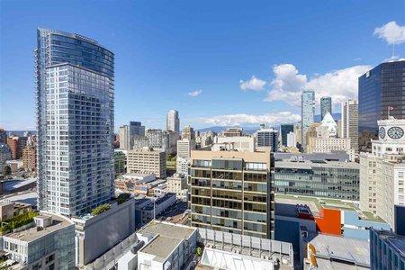 R2205894 - 2803 777 RICHARDS STREET, Downtown VW, Vancouver, BC - Apartment Unit