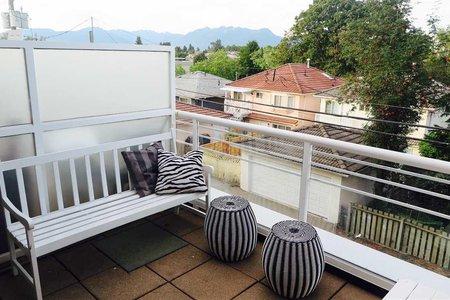 R2206018 - 205 3319 KINGSWAY, Collingwood VE, Vancouver, BC - Apartment Unit