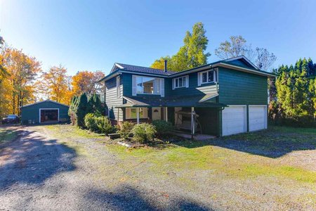 R2206101 - 28416 MCTAVISH ROAD, Bradner, Abbotsford, BC - House with Acreage