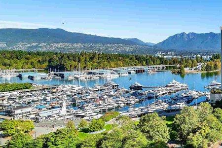 R2206172 - 1702 1277 MELVILLE STREET, Coal Harbour, Vancouver, BC - Apartment Unit