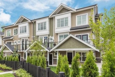 R2206248 - 10 21150 76A AVENUE, Willoughby Heights, Langley, BC - Townhouse