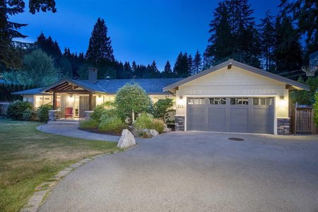R2206274 - 322 MOYNE DRIVE, British Properties, West Vancouver, BC - House/Single Family
