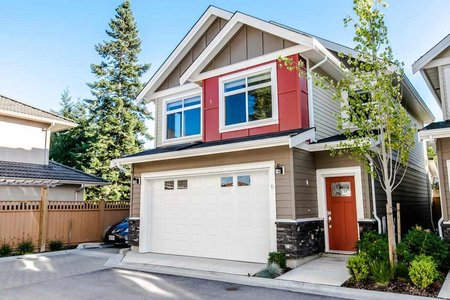 R2206293 - 11 5180 BLUNDELL ROAD, Lackner, Richmond, BC - Townhouse