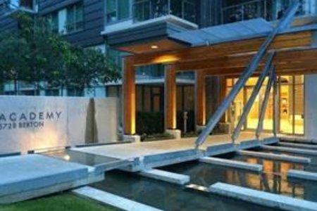 R2206310 - 1208 5728 BERTON AVENUE, University VW, Vancouver, BC - Apartment Unit