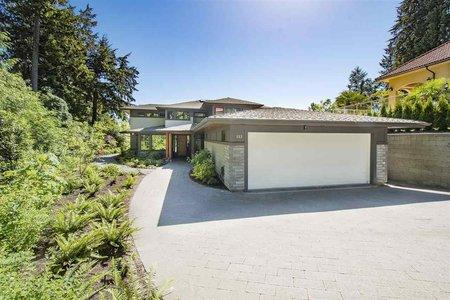 R2206447 - 883 BELMONT AVENUE, Edgemont, North Vancouver, BC - House/Single Family