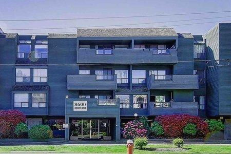 R2206471 - 317 8600 ACKROYD ROAD, Brighouse, Richmond, BC - Apartment Unit