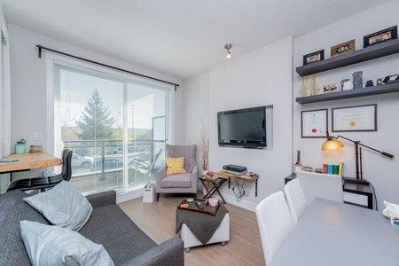 R2206483 - A107 20211 66 AVENUE, Willoughby Heights, Langley, BC - Apartment Unit