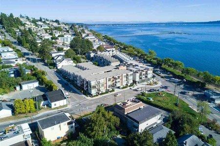 R2206543 - 406 1160 OXFORD STREET, White Rock, White Rock, BC - Apartment Unit