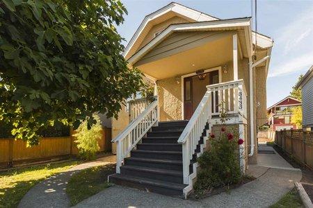 R2206597 - 3435 W 8TH AVENUE, Kitsilano, Vancouver, BC - House/Single Family