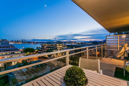 R2206629 - 710 175 W 1ST STREET, Lower Lonsdale, North Vancouver, BC - Apartment Unit