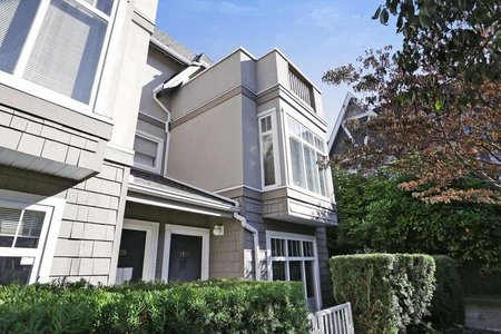 R2206675 - 1330 MAHON AVENUE, Central Lonsdale, North Vancouver, BC - Townhouse