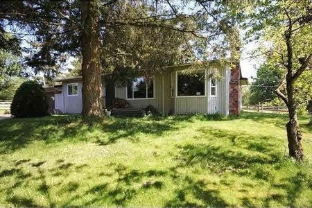 R2206715 - 25040 16TH AVENUE, Otter District, Langley, BC - House with Acreage
